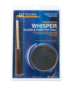 Preston's Whisper Cluck & Purr Pot Call - Turkey Call