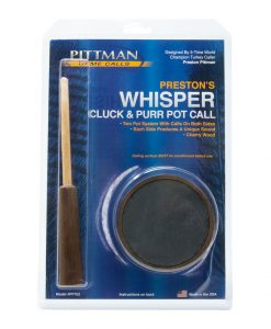 Preston's Whisper Cluck & Purr Pot Call - Turkey Call